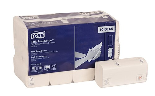 Tork Advanced PeakServe Continuous Hand Towel
