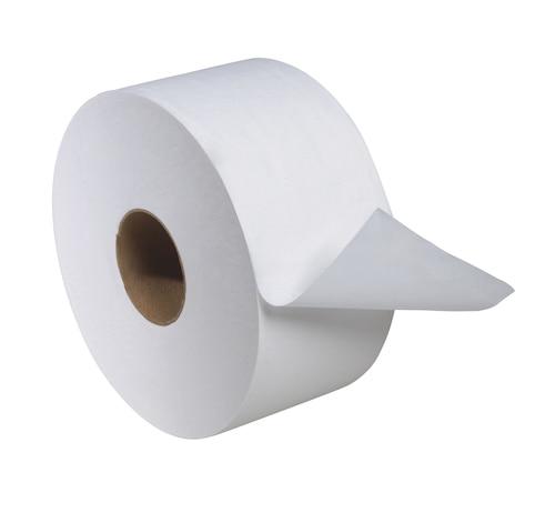 Tork Advanced Mini Jumbo Bath Tissue Roll, 2-Ply