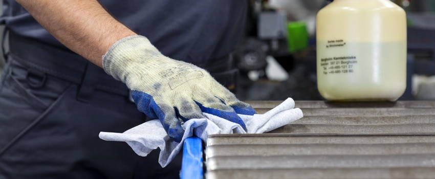 Industry cleaning