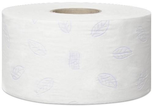 """""""Tork Mini Jumbo"""" ypač minkštas tualetinio popieriaus ritinys"""
