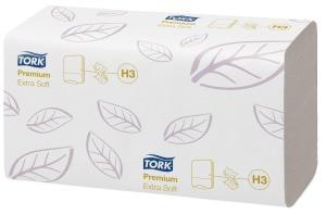 Tork Extra Soft Singlefold Hand Towel Premium
