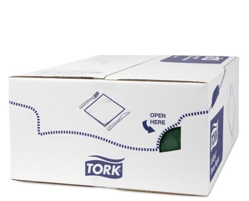 Tork Linstyle® обеденные салфетки темно-зеленые