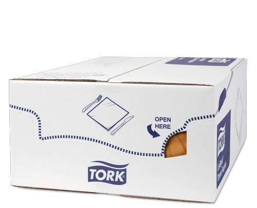Guardanapo de Jantar Tork Premium Linstyle® Laranja