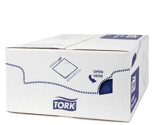 Tork Premium Linstyle® Midnight Blue Dinner χαρτοπετσέτα