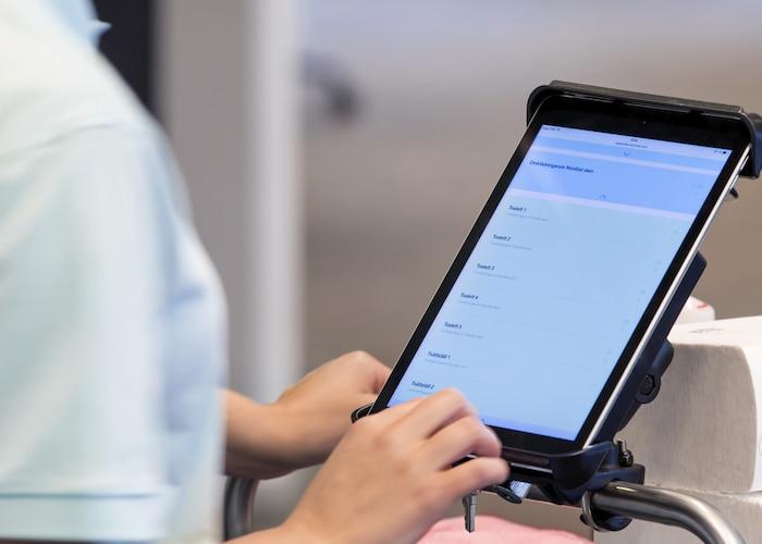 Easycube tablet