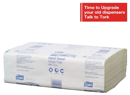 Tork®  Centrefold Hand Towel Advanced