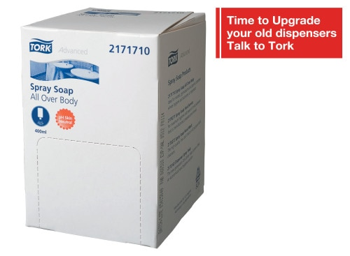 Tork®  Body Spray Soap