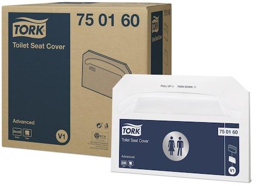Tork Advanced Toilet Seat Cover