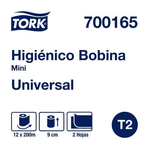 Tork Papel Higiénico en Bobina Universal