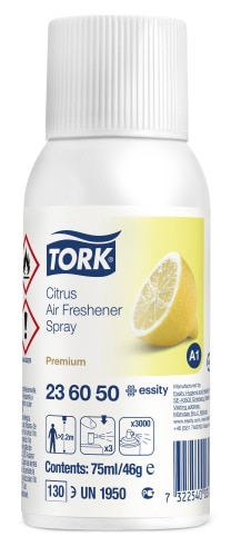 Tork citrusos illatosító spray