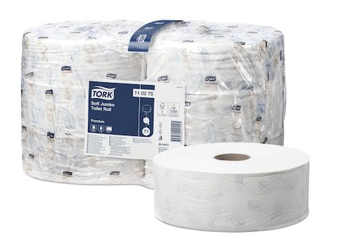 Tork Soft Jumbo Toilet Roll Premium