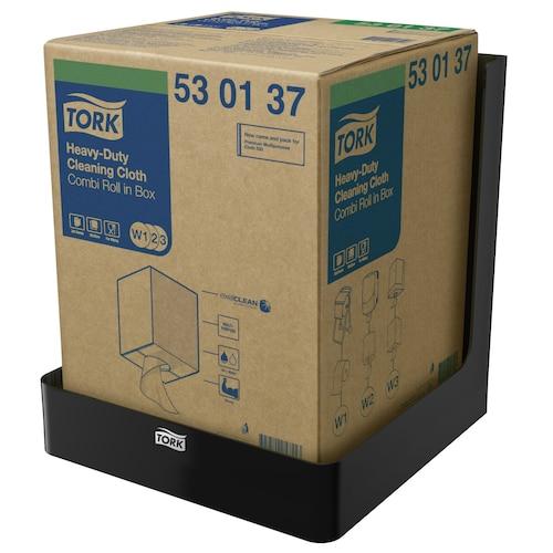 Настенный диспенсер Tork для рулонов в коробе с отборочным устройством (W3).