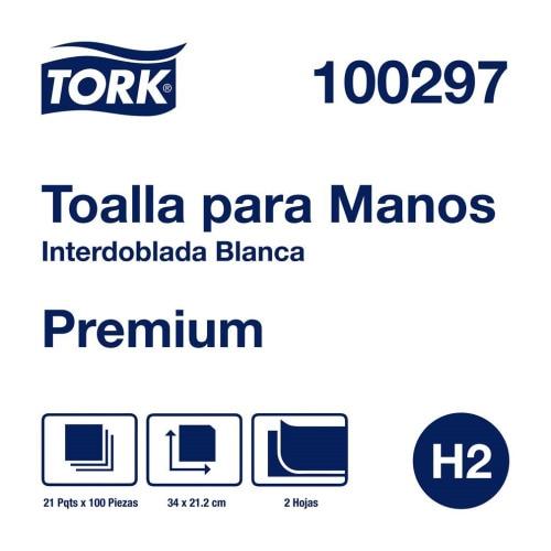 Tork Xpress® Toalla Interdoblada Extra Suave