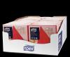 Tork Premium LinStyle® Rød Middagsserviett