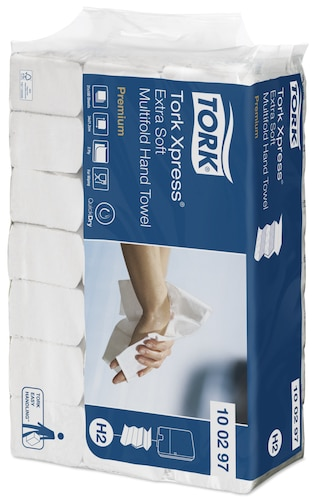 Tork Xpress® extra weiches Multifold Handtuch
