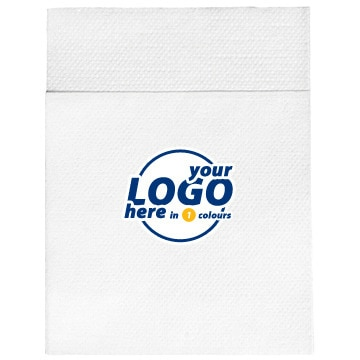 Tork White Fastfold Dispenser Napkin