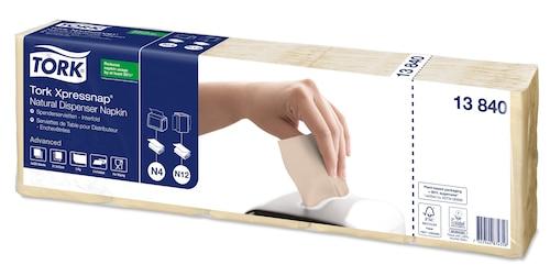 Șervețele de masă, Imprimeu peisaj natural,Tork, pentru Dozator Tork Xpressnap®