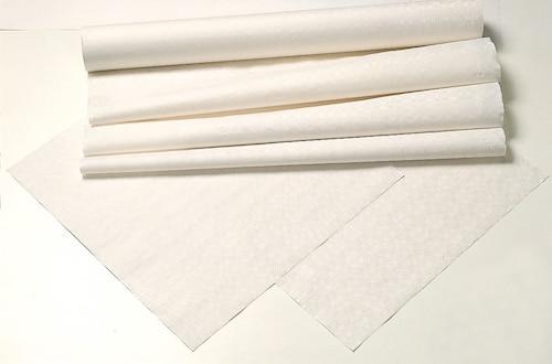 Tork Papir Preget Hvit overtrekk