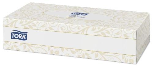 Papierové vreckovky na tvár Tork Extra Soft Premium