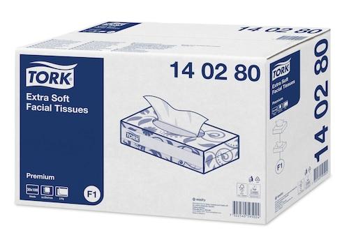 Tork Extra Soft Premium Facial Tissues kosmeetilised salvrätikud