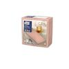 Tork LinStyle® PremiumDinnerservietten Koralle 1/8-Falz