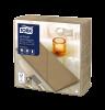 Tork Premium LinStyle® Middagsservett Beige 1/8-vikt