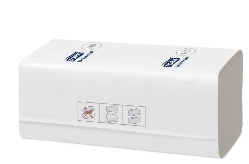 Tork PeakServe® листовые полотенца с непрерывной подачей.