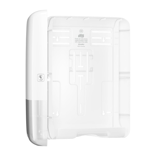 Tork ZZ-fold/C-fold Hand Towel Dispenser