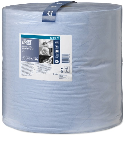Tork Heavy-Duty Wiping Paper