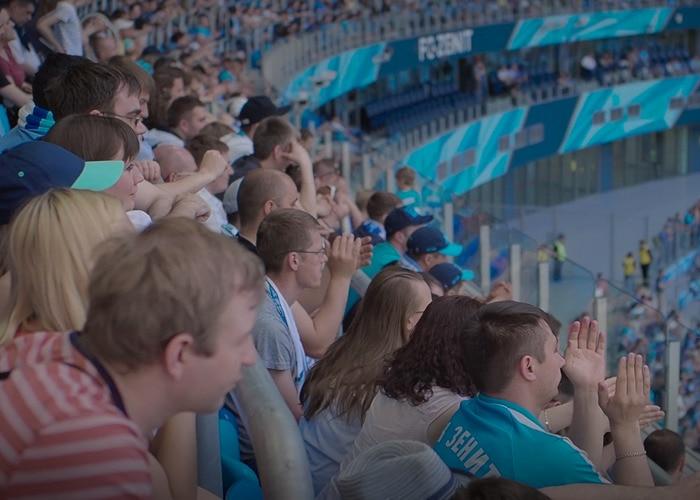 Zenit Arena, Russland
