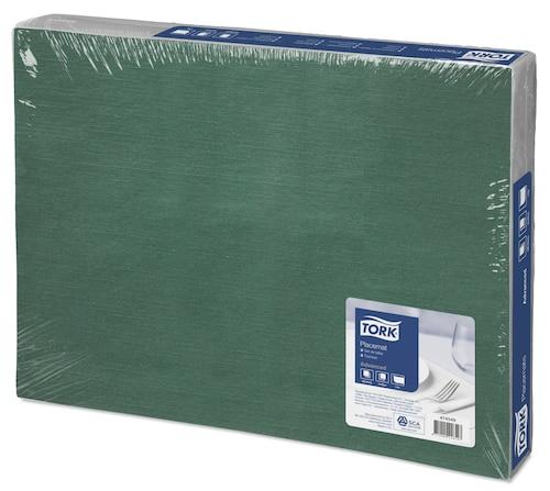 Tork tmavě zelené papírové prostírání