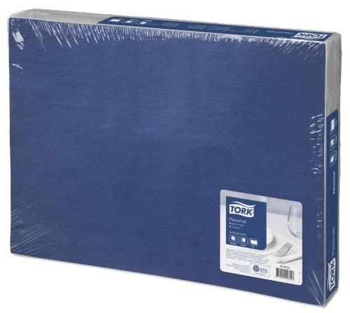 Tork Papieren Placemat Donkerblauw