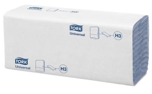 Tork Blue C-fold Hand Towel