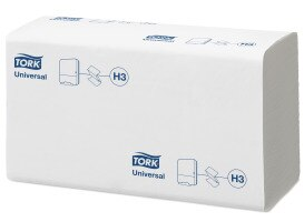 Tork Singlefold Hand Towel Universal