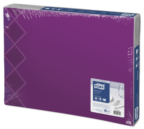 Tork Indus Oxford Paper Placemat