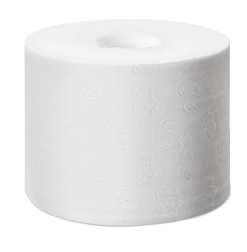 Tork Papier toilette rouleau extra doux Mid-Size sans mandrin Premium - 3plis