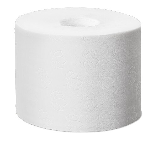 Tork Coreless Mid-Size Toilet Roll Advanced - 2 Ply