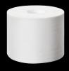 Tork Mid-Size rolo de papel higiénico suave sem núcleo - 2 Folhas