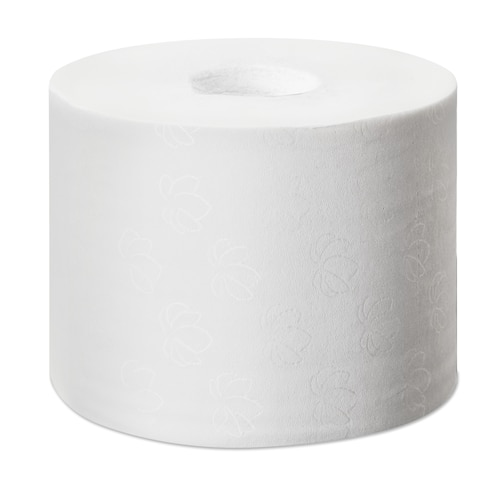 Tork Soft rola toaletnog papira srednje veličine bez jezgre Premium – 2-slojna