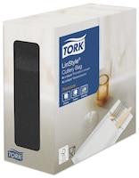 Tork Premium Linstyle® Sort Bestikposeserviet