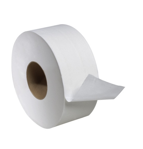 Tork Advanced Jumbo Bath Tissue Roll, 2-Ply, 8.8 inch Dia.