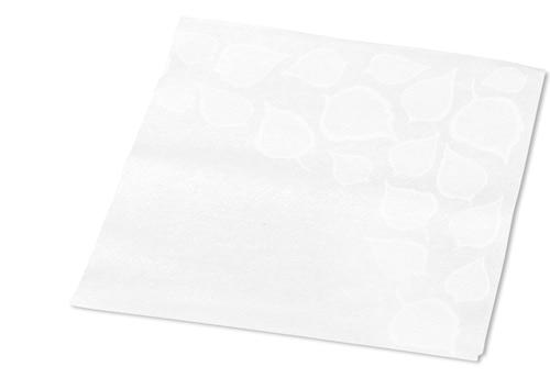 Tork Xpressnap Snack® Extra Soft bijela salveta za dozator s uzorkom lista