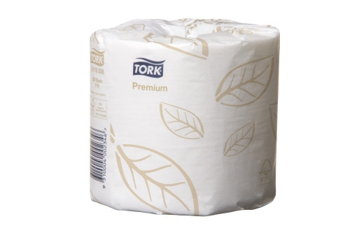 Tork®  Extra Soft Conventional Toilet Roll 280sh Premium