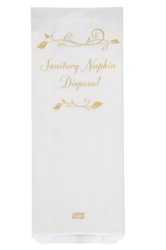Tork®  Botanical Sanitary Napkin Bags Botanical