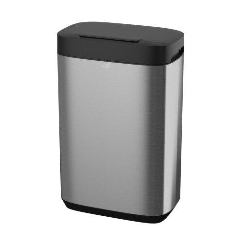 Tork Elevation® Botes de basura Acero Inoxidable 50L