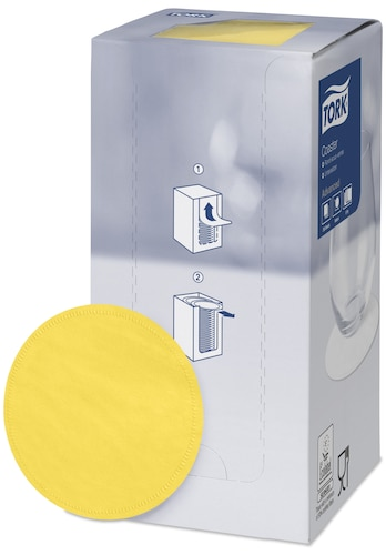 Tork Σουβέρ Yellow