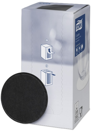 Tork Black Coaster