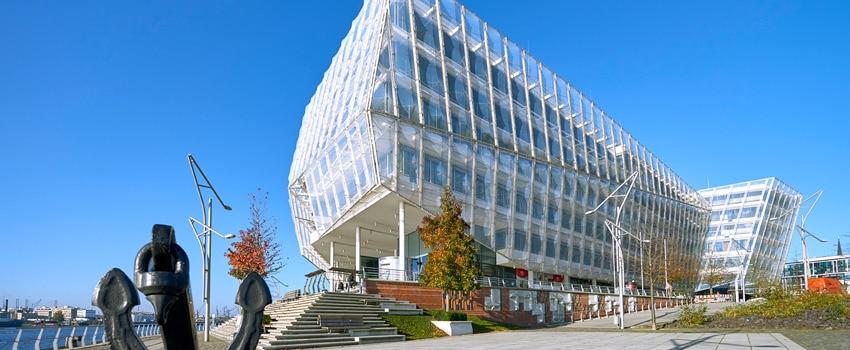 Sodexo at Unilever in Hamburg