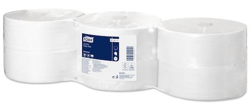 Rollo de papel higiénico Jumbo Tork Universal de 1 capa