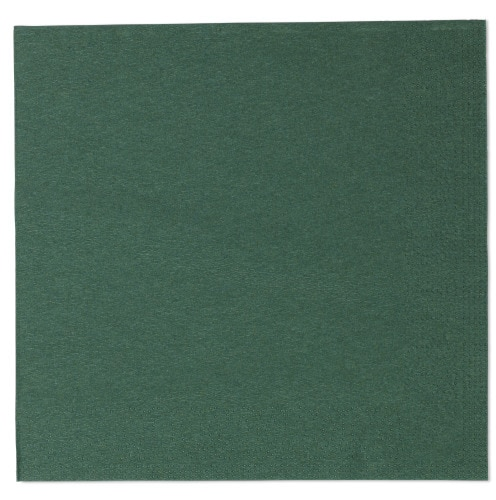 Tork Soft Dark Green Dinner Napkin